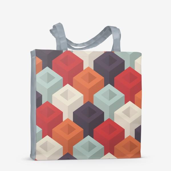 Сумка-шоппер «Геометрический паттерн»