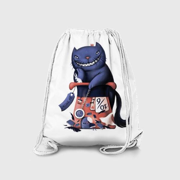 Рюкзак «Чешир»