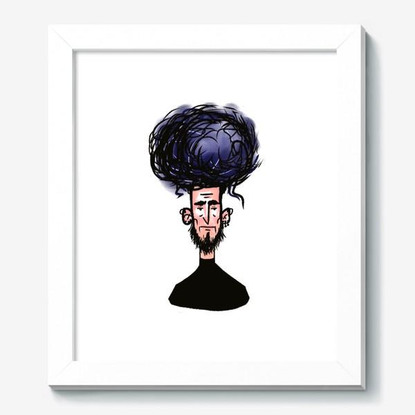 Картина «фиолетовый»