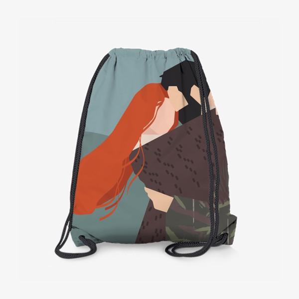 Рюкзак «влюбленные»