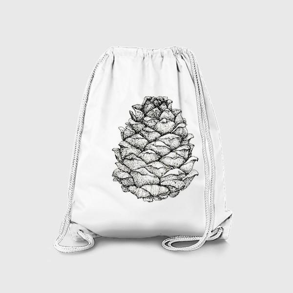 Рюкзак «Кедровая шишка»