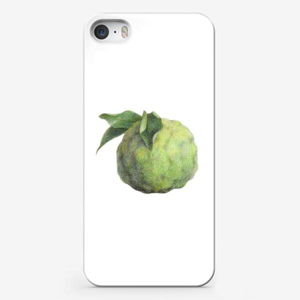 Чехол iPhone «Цитрус Юзу»