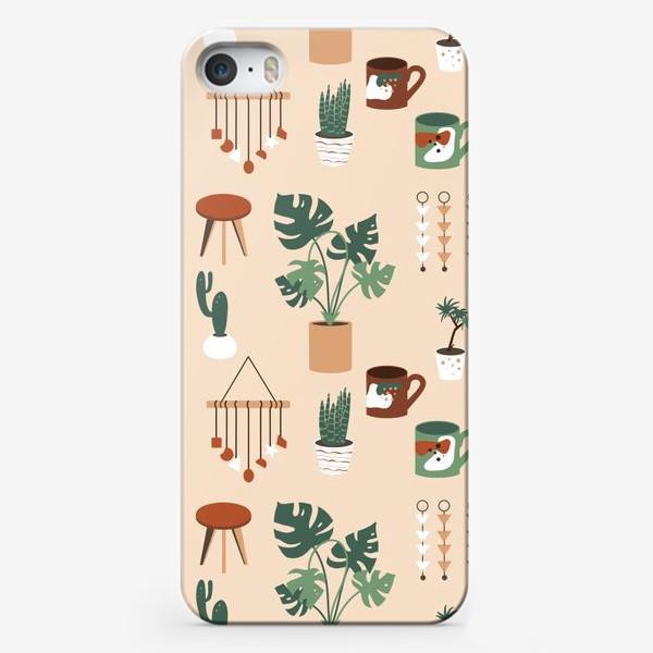 Чехол iPhone «Boho»