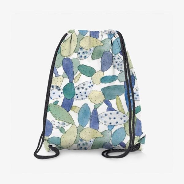 Рюкзак «Орнамент «Кактусы»»