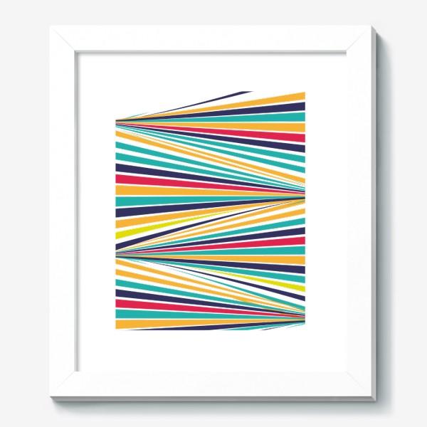 Картина «Геометрический паттерн»