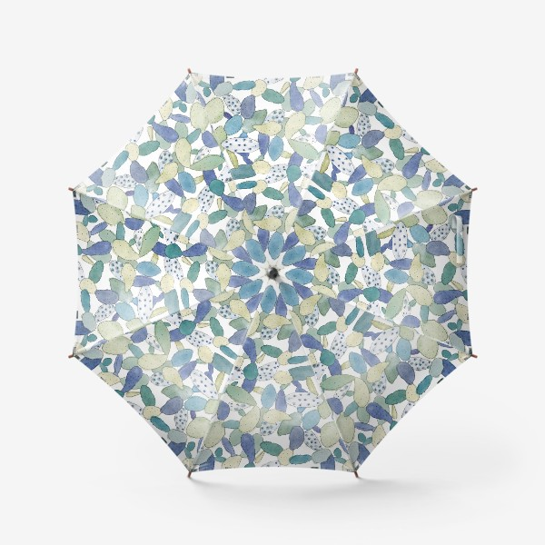 Зонт «Орнамент «Кактусы»»