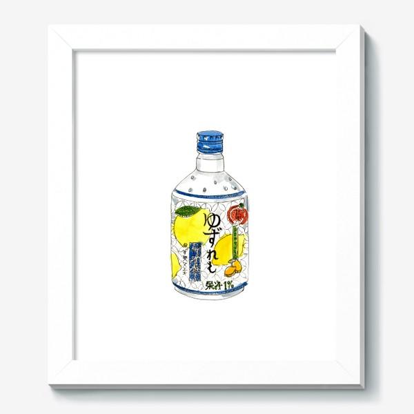 Картина «Японский напиток»