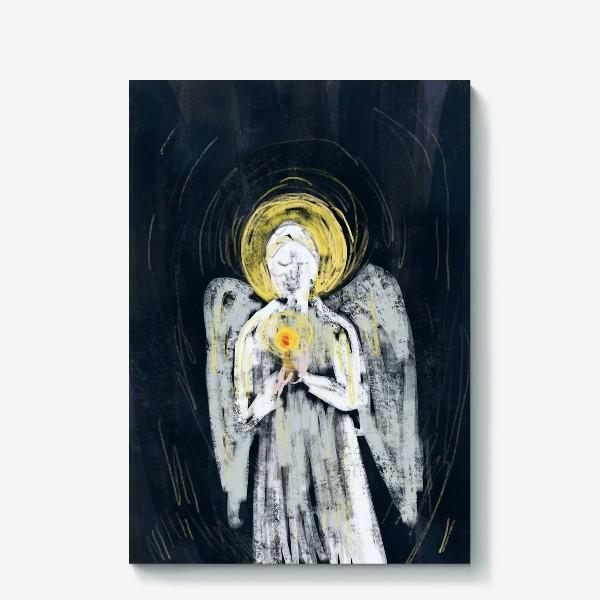 Холст «Ангел надежды»