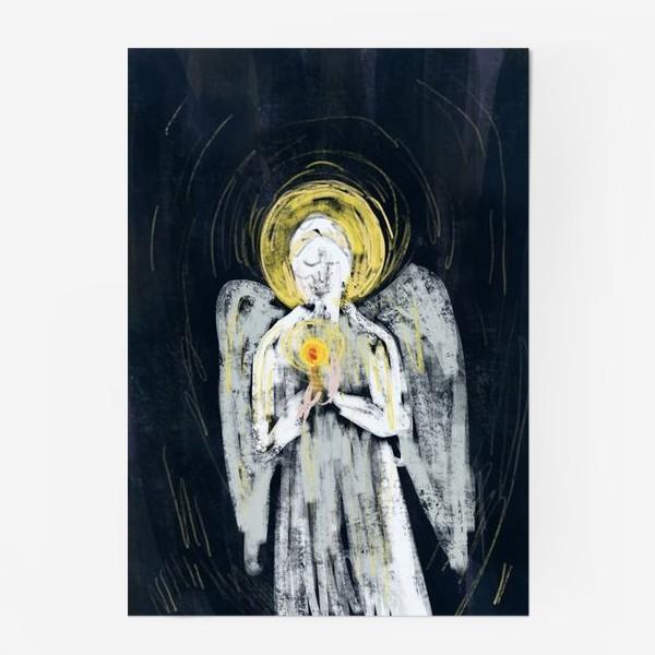 Постер «Ангел надежды»