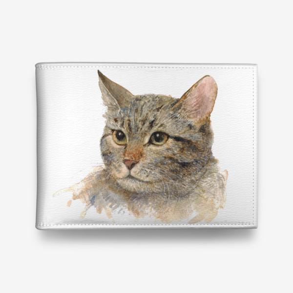 Кошелек «Портрет кота»