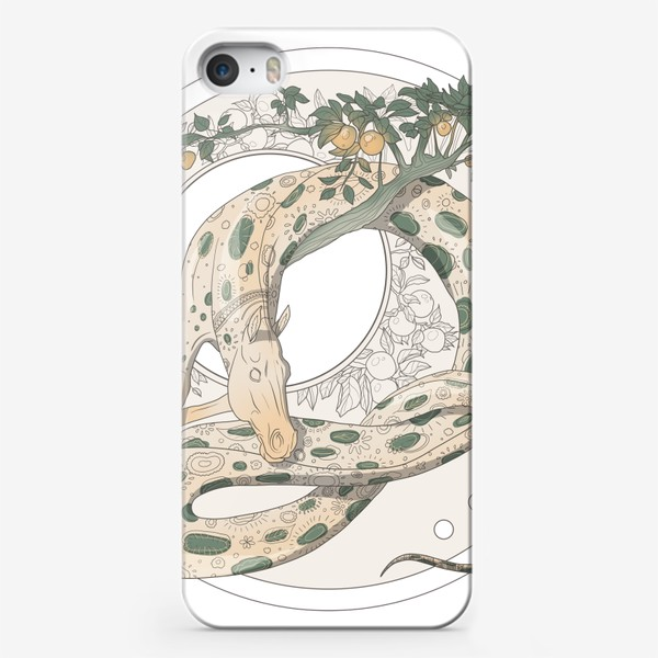 Чехол iPhone «Snake»
