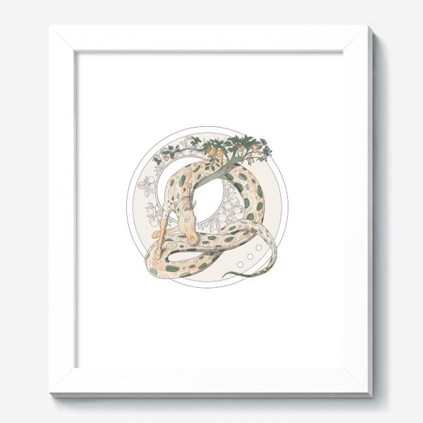 Картина «Snake»