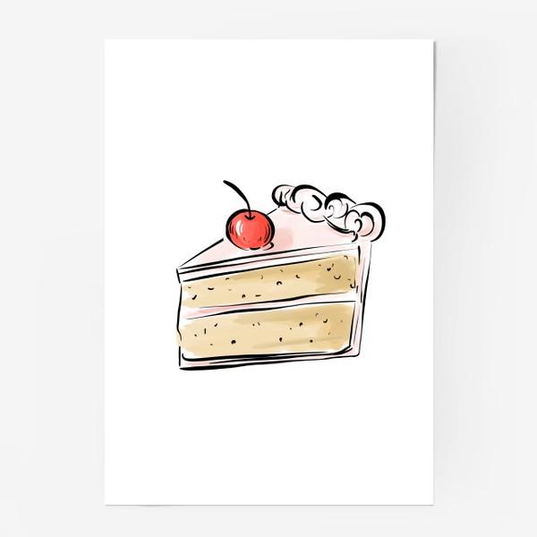 Постер «Cake »