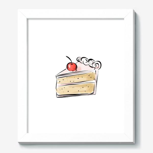 Картина «Cake »