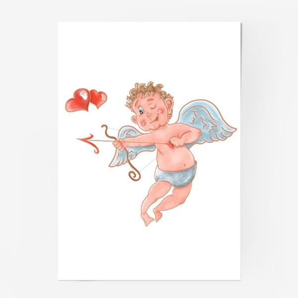 Постер «Амур. День влюбленных»