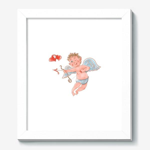 Картина «Амур. День влюбленных»