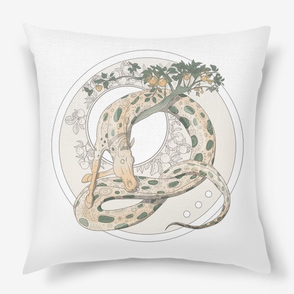 Подушка «Snake»