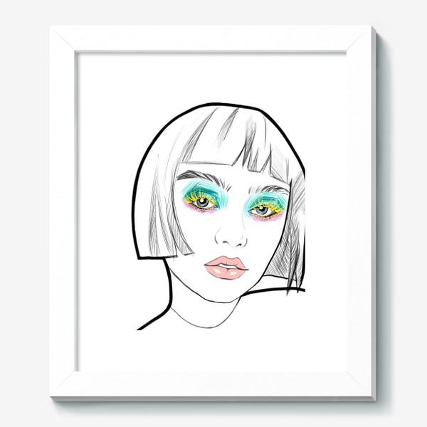 Картина «Graphic girl »