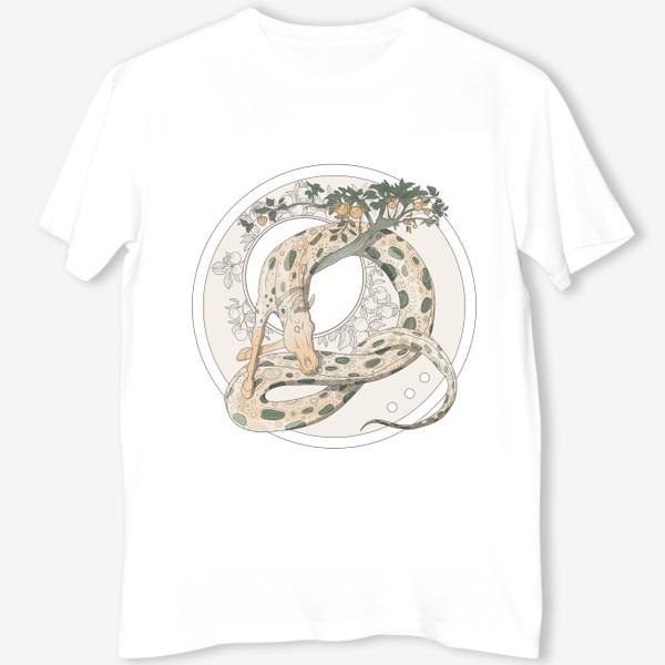 Футболка «Snake»