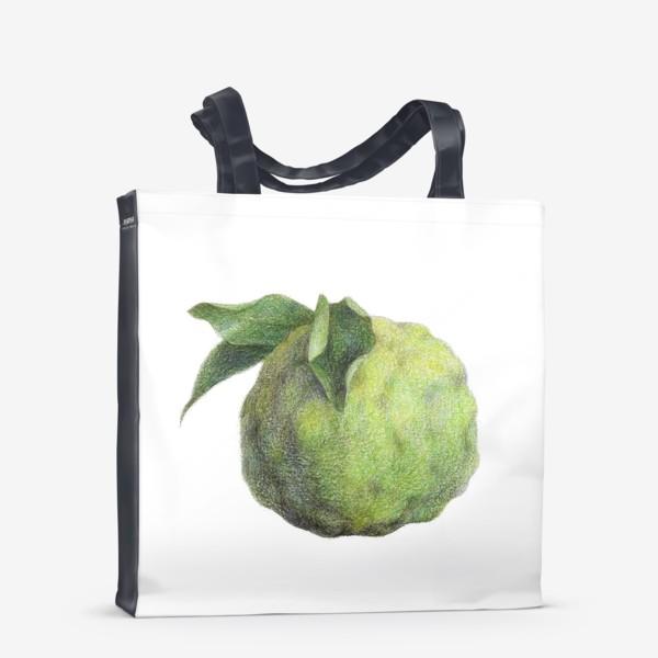 Сумка-шоппер «Цитрус Юзу»