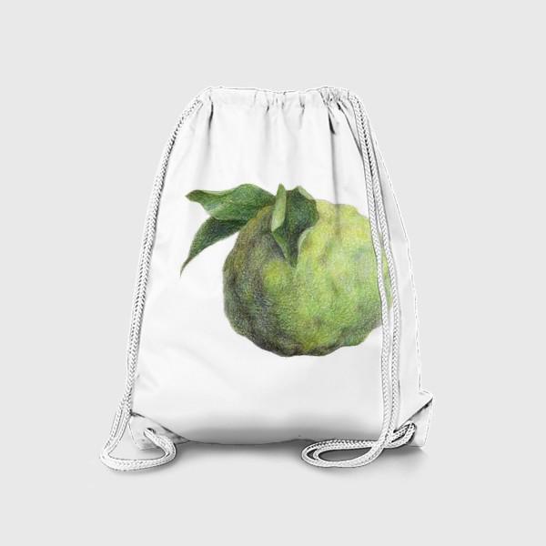 Рюкзак «Цитрус Юзу»