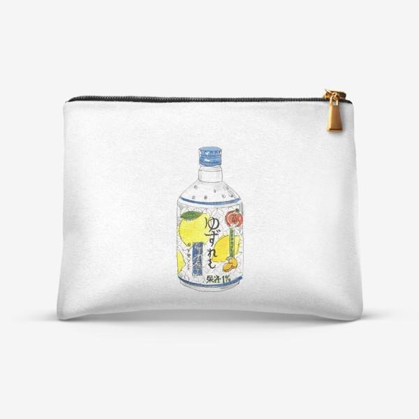 Косметичка «Японский напиток»