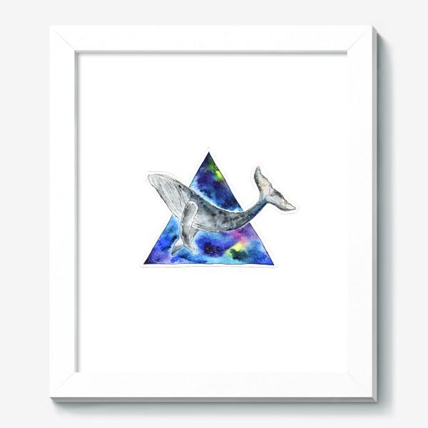 Картина «Галактический кит                                 »