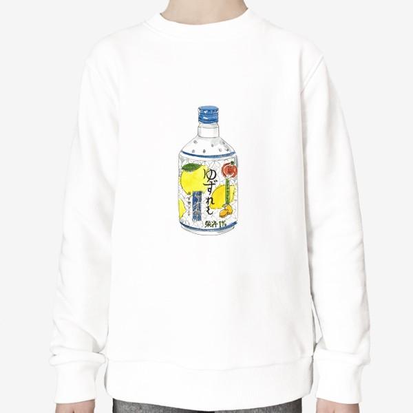 Свитшот «Японский напиток»
