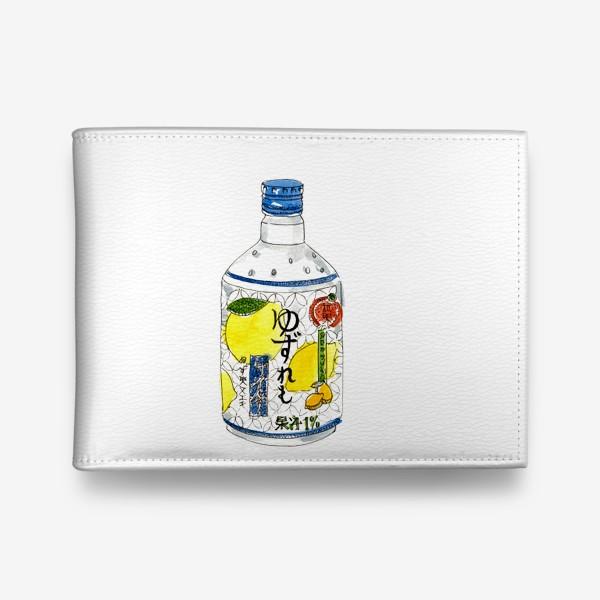 Кошелек «Японский напиток»