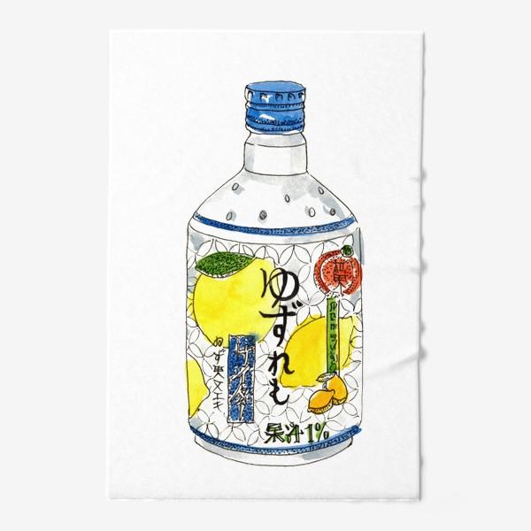 Полотенце «Японский напиток»