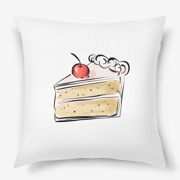 Подушка «Cake »