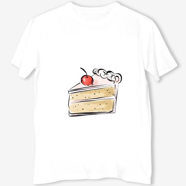 Футболка «Cake »