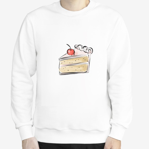 Свитшот «Cake »