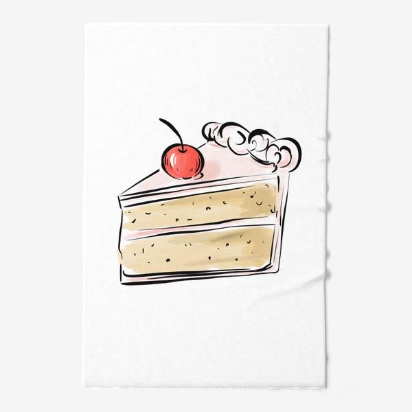 Полотенце «Cake »