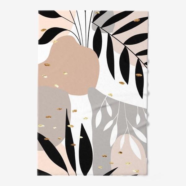 Полотенце «Пастельный паттерн»