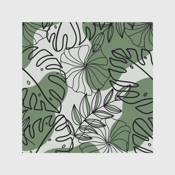 Скатерть «Паттерн Растения»