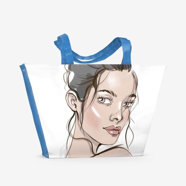 Пляжная сумка «Natural Beauty»