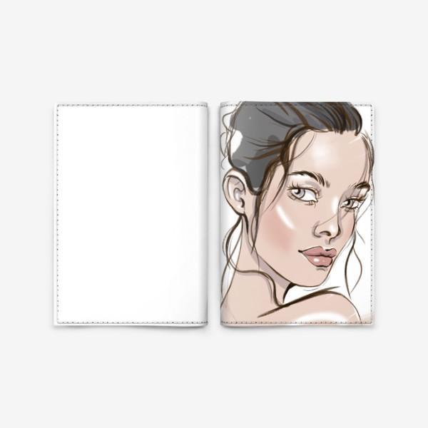 Обложка для паспорта «Natural Beauty»