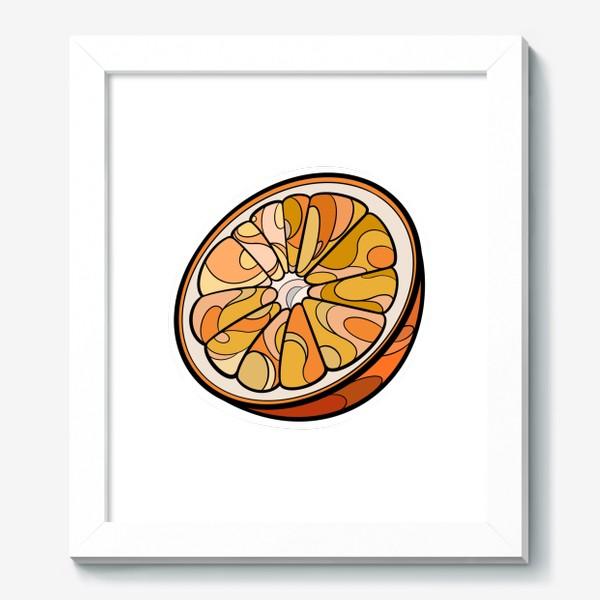 Картина «Рисунок «Цитрус»»