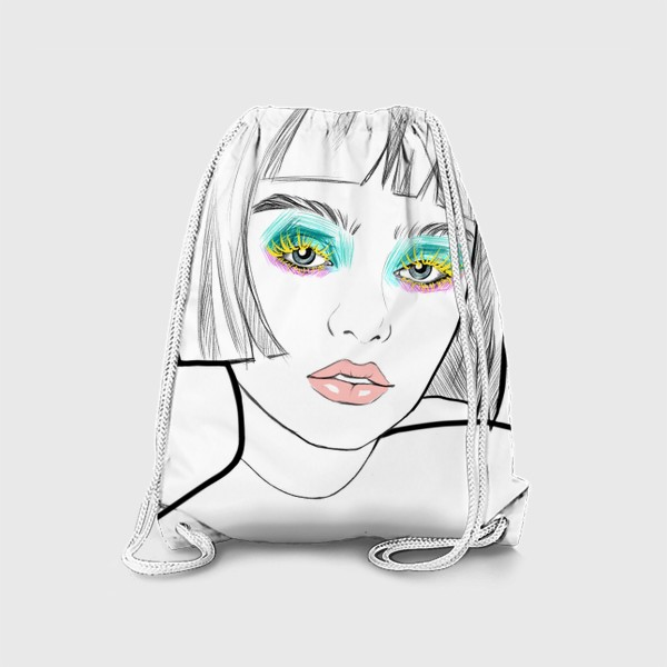 Рюкзак «Graphic girl »