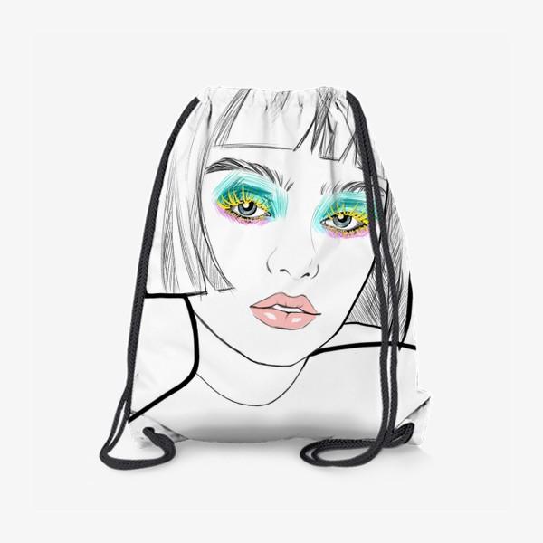 Рюкзак «Graphic girl »