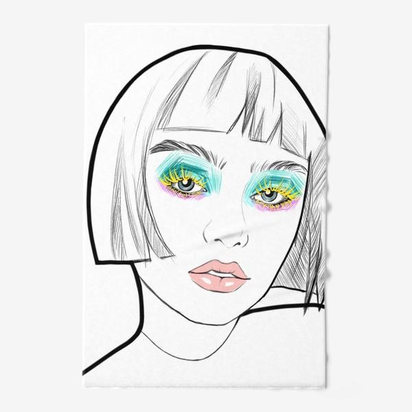Полотенце «Graphic girl »
