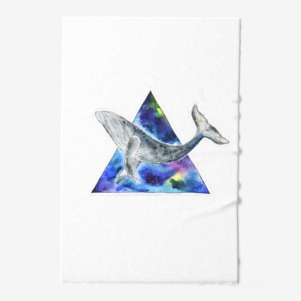 Полотенце «Галактический кит                                 »