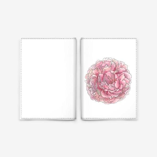 Обложка для паспорта «Пеон»