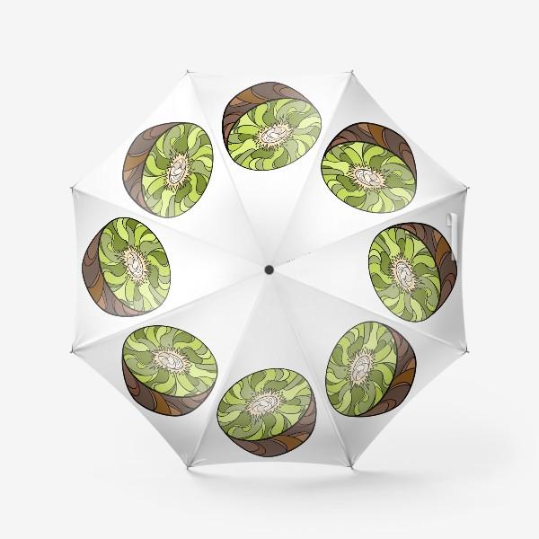 Зонт «Рисунок «Киви»»