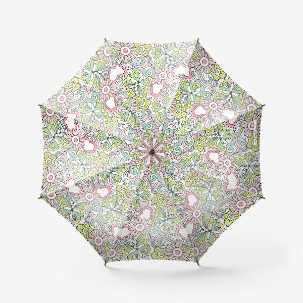 Зонт «Теплые деньки»