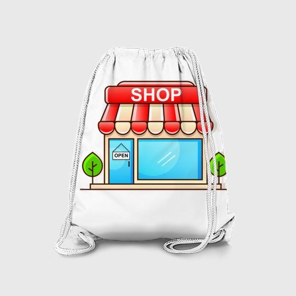 Рюкзак «Supermarket shopping »