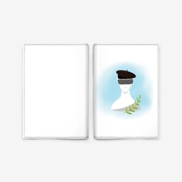Обложка для паспорта «Скульптура искусство »