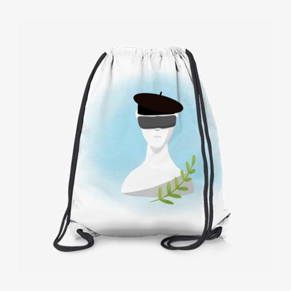 Рюкзак «Скульптура искусство »
