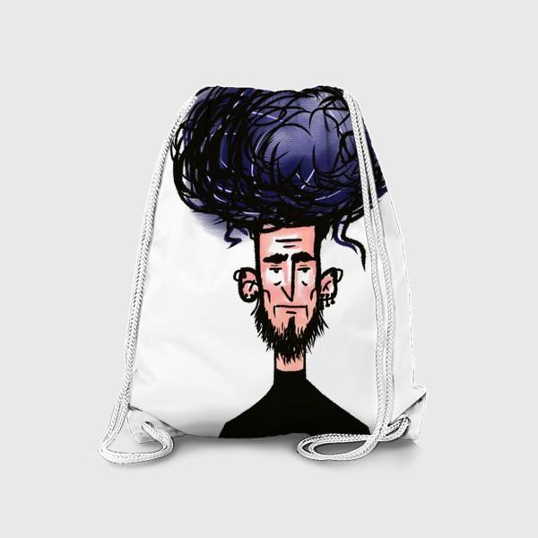 Рюкзак «фиолетовый»